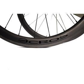 "ACROS Road-SP RACE C Laufradsatz 28"" Baccara UD QR9 QR10"